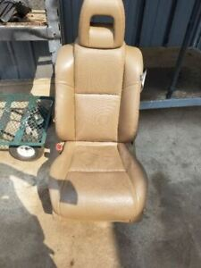 Driver Front Seat Bucket Air Bag Leather Electric Fits 03 Pilot 230372