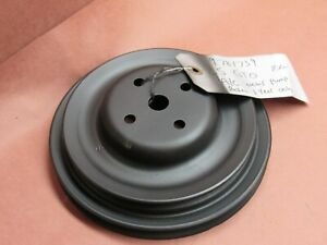 1964 1965 Pontiac Gto Tempest Lemans Ac Water Pump Pulley 9781739 64 65