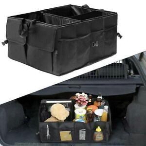 Universal Car Trunk Cargo Organizer Storage Bag Box Multi Purpose Collapse Bin