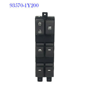 93570 1y200 Power Window Switch For Kia Picanto 2012 2015