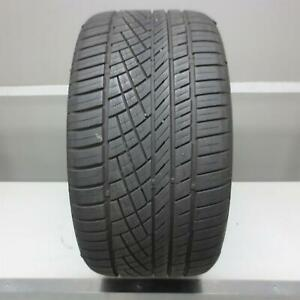 315 35r20 Continental Extreme Contact Dws 06 110y Tire 8 32nd No Repairs