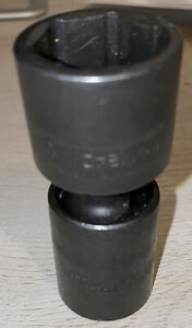 Snap On Tools 24 Mm 1 2 Drive Impact Swivel Socket Iplm24c New