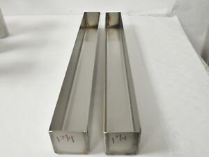 Zoomie Header Covers For 1 3 4 And 1 7 8 Tube Headers Stainless Steel Pair