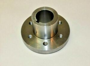 Ford Flathead Blower Hub One Piece Billet 49 53 Has 6 Bolt Pulley Pattern