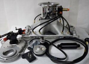 Replace The Carb 4150 Toilet Enderle Throttle Body Fuel Injection Sb Chevy