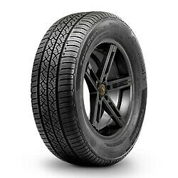 2 New 225 55r17 Continental Truecontact Tour Tire 2255517