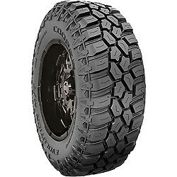 2 New Lt265 70r17 10 Cooper Evolution M T 10 Ply Tire 2657017