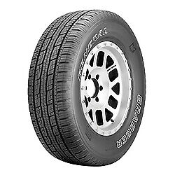 1 New Lt235 80r17 10 General Grabber Hts60 10 Ply Tire 2358017
