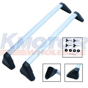 Roof Rack Cross Bars Set Luggage Carrier Oe Style Fixed For Subaru Impreza 12 16