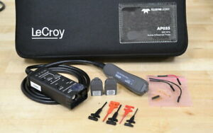 Lecroy Ap033 500 Mhz Active Differential Probe W accessories And Tips 2 Avail