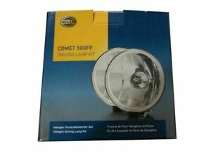 Pair Of Hella Comet 500ff Kit Spot Driving Lamp Light Cover Rally Jeep Truck