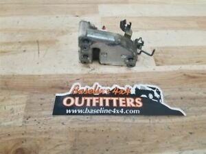 Jeep Tj Wrangler Driver Full Door Latch 1997 1998 1999 2000 2001 2002 26908