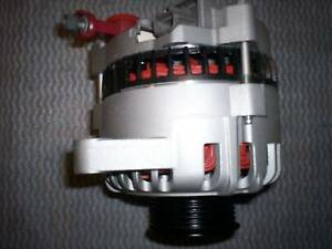 200 Amp High Output Ford Mustang Cobra Ho New Alternator 2003 2004 4 6l 8 groove