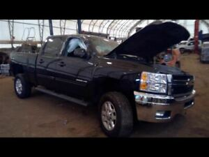 Passenger Front Seat Bucket bench Leather Fits 12 14 Sierra 2500 Pickup 3789379