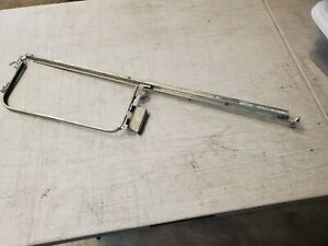 1955 1956 1957 Chevy Nomad Or Pontiac Safari Vent Window Assembly Driver Side