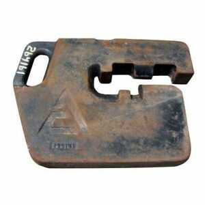 Used Suitcase Weight Allis Chalmers 8070 8050 8030 9190 9170 9690 9670 8010