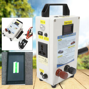 Household Hand Crank Generator Portable Power Supply Emergency Charger Tk 150w s