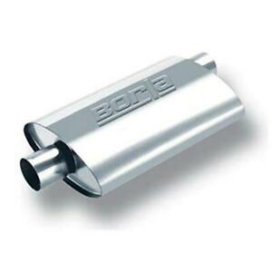Borla 40665 Proxs Muffler 2 5 Center In offset Out
