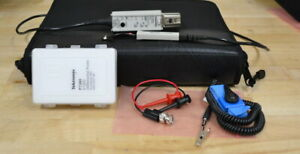 Tektronix P7380a8ghz Z active Differential Probe W accessories And Tips 4 Avail