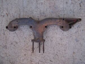 Corvette Chevy Exhaust Manifold Gm 3750558 Right Side In Great Condition