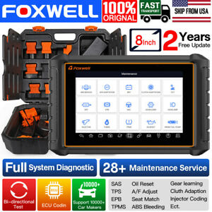 Launch Obd2 Scanner Engine Abs Sas Airbag Srs Tpms Dpf Reset Tool Diagnostic Us