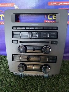 2010 Ford Mustang Am Fm Radio Stereo Control Panel W Trim Bezel Ar3t 18a802 Ka