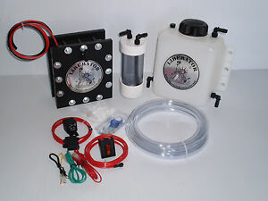 25 Plate Hho Hydrogen Generator Sealed Dry Cell Kit Large Watch Video