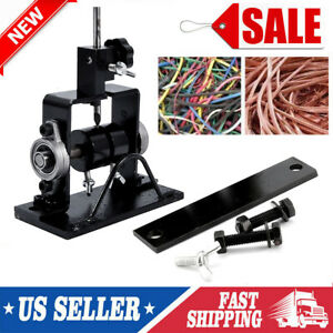 Wire Stripping Machine Cable Peeling Machine Scrap Stripper Metal Recycle Z2i2