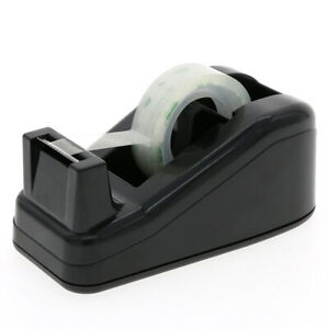 Tape Dispenser Adhesive Tape Cutter Sealing Machine Tapes Cutting Stationery
