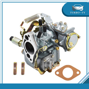 Carburetor Fit For Vw Beetle 30 31 Pict 3 Type 1 2 Bug Bus Ghia 113129029a