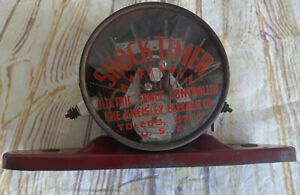 Rare Vintage Shock timer Electric Fence Controller The Kneisley Electric Company