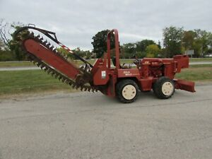 Ditch Witch 5700dd Trencher