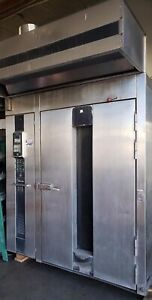 Baxter Gas Full Size Rotating Rack Oven With Steam