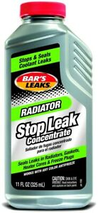 Bar s Leaks 1196 Radiator Stop Leak Concentrate 11 Oz