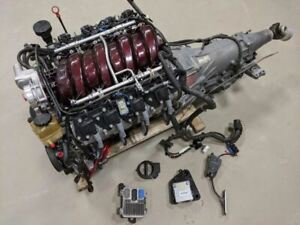 2006 Gto 6 0 Ls2 Engine Liftout 402 Forged Stroker Cnc Heads Auto Trans Complete