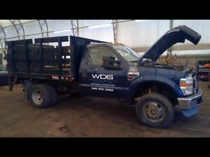 Front Axle Drw 4 10 Ratio Fits 08 10 Ford F350sd Pickup 3866081
