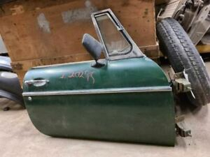 Passenger Right Front Door Assembly Green Midget Fits 74 79 Mg 718834