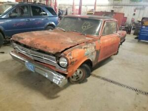 Manual Transmission 3 Speed Fits 62 63 Chevy Ii 715171