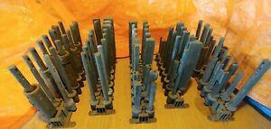 Large Set Of Vintage Sunnen Honing Machine Mandrels Tooling Tools Free Shipping