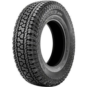 2158516 215 85r16e Kumho Road Venture At51 115 112r Blk New Tire S Qty 4