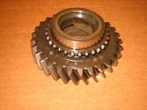 Good Used Saginaw 4 Speed 1st Speed Gear 29 Tooth Cleaned Inspected