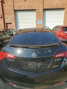 2010 Acura Zdx Complete Trunk Oem