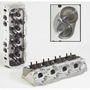 Brodix 2061000 Cylinder Head Assembled Race Rite Oval Port For Big Block Chevy