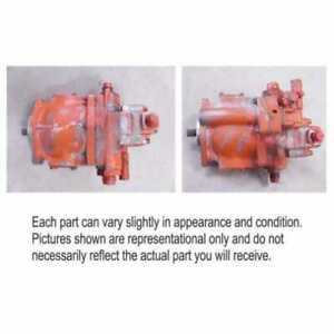 Used Hydraulic Pump Compatible With Case 2290 2090 1896 A163166