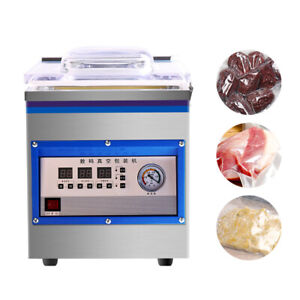 Fully Automatic Commercial Vacuum Sealer Food Sealing Machine Packing Pressure