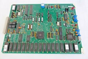 Main Logic Control Board Pcb From A Beckman System Gold 168 Detector Hplc