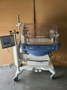 Drager Caleo Infant Incubator Fully Tested