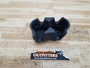 Jeep Tj Wrangler Center Console Cup Holder 2001 2002 2003 2004 2005 2006 28057