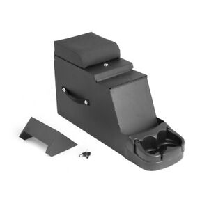 Rugged Ridge 13104 01 Center Console For 87 95 Jeep Wrangler New