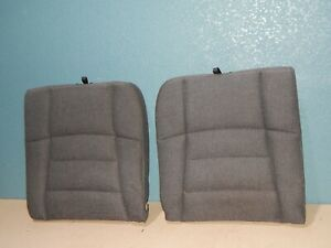 94 95 96 97 98 Ford Mustang Gt Rear Seat Upper Left Right Cloth